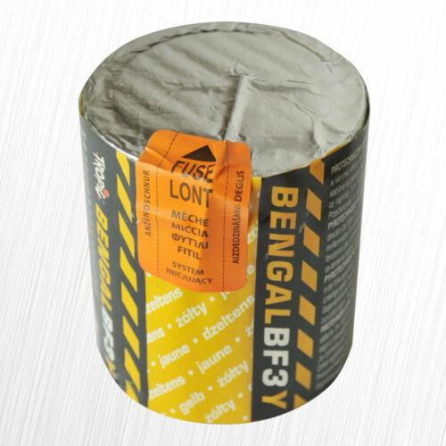 Ognie wrocławskie żółte BF3 breslauer 1szt