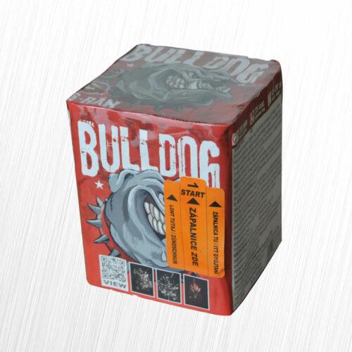 Bateria wielostrzałowa Bulldog 16 strzałów CLE4026 SR-Pyro