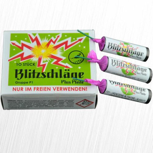 Emitery Dźwięku Blitzschlage FD1 gwizd/huk Dextrin NEC 3gram 10sztuk