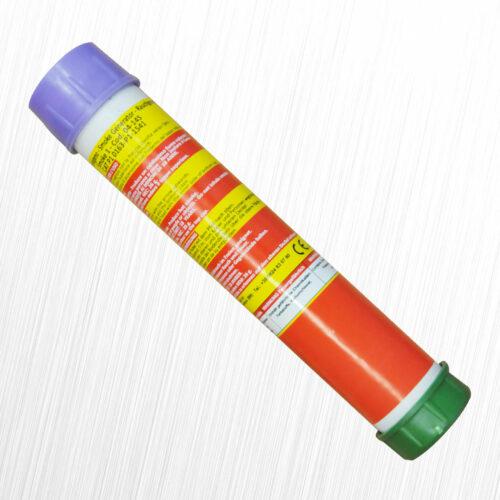 Mr Smoke 1 włoska świeca dymna viola purpurowa FDF 1szt