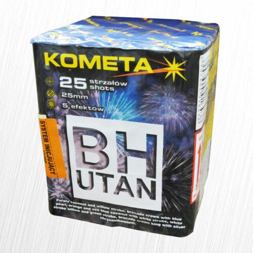 Bateria wielostrzałowa Bhutan 25 strzałów P7426 MagicTime