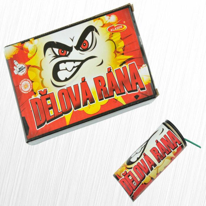 Emitery Dźwięku Delova Rana P7D mega głośne 5 gram Klasek 4 sztuki