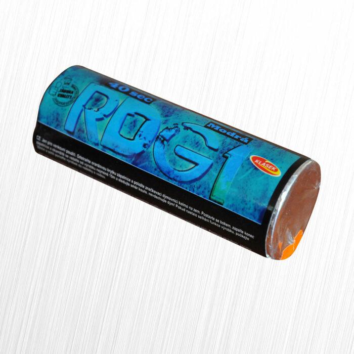 Granat dymny RDG-1 niebieska Klasek 1szt