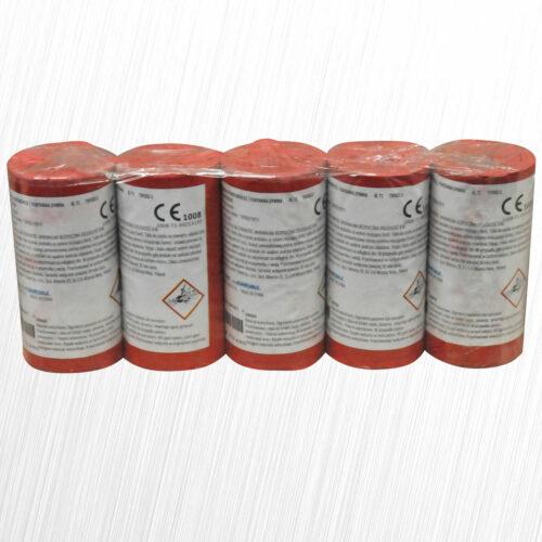 Świeca dymna TXF652-7 pomarańczowa Triplex 1szt
