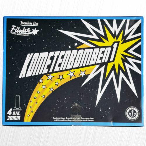Kometenbomben FM38-1MIX Funke 4szt