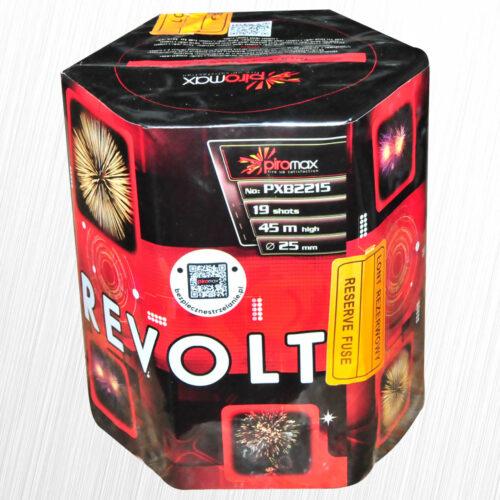 Bateria Revolt 19 strzałów PXB2215 Piromax