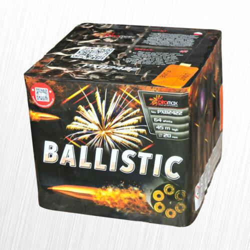 Ballistic bateria 64 strzały PXB2422 Piromax