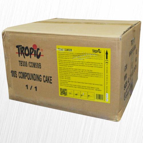 Wyrzutnia pokazowa Profi Compound Cake 100 strzałów TB308 Tropic