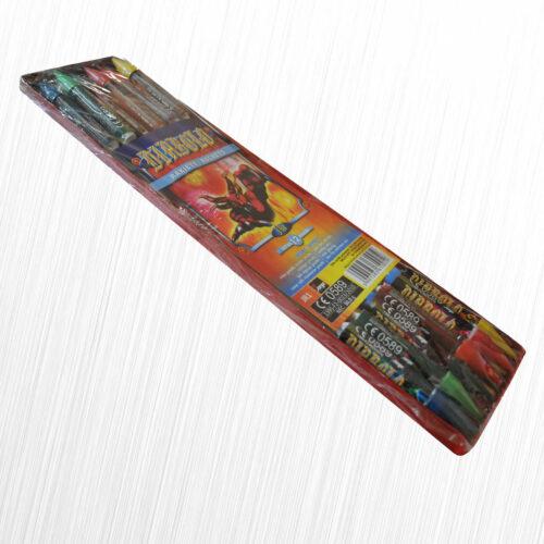 Rakiety Diabolo Rocket JR1 Jorge 12szt