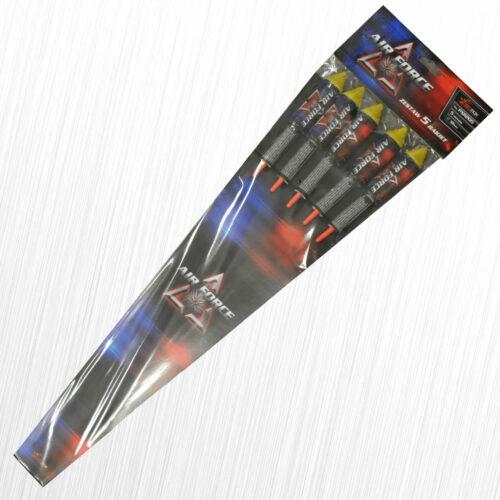 Rakiety Air Force Rockets PXR205 Piromax 6szt