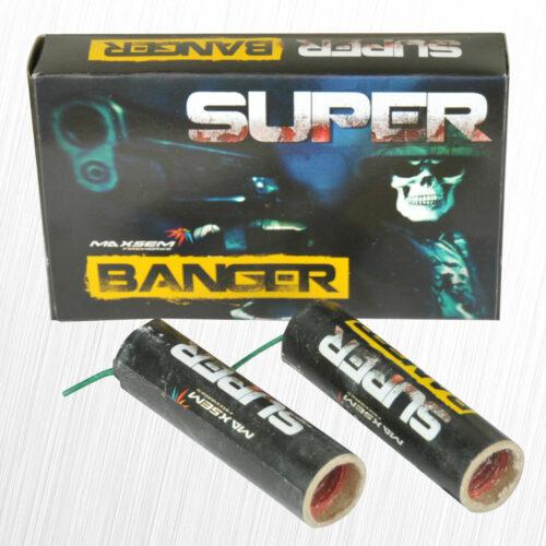 Emitery Dźwięku Super Banger K0206 Maxsem 6szt